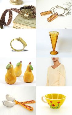 How about yellow? by Shlomit on Etsy--Pinned with TreasuryPin.com