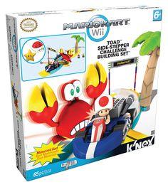 Nintendo Mario and Bowsers Ice Race Building Set, 182 Piece Wii, Mario Brothers, Nintendo Mario Kart, Popular Kids Toys, Mario And Luigi, Lego Marvel, Toy Sale, Toad, Building Toys