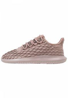 watch 33e7b c3d4c adidas Originals. TUBULAR SHADOW - Trainers - trace brown core black.  Pattern