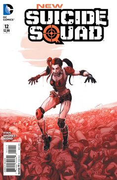 New Suicide Squad (2014) Issue #12