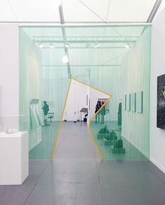 Frieze New York 2014 highlights: from a re-staging of Al's Grand Hotel to artful boat trips round Randall's Island | Art | Wallpaper* Magazi...
