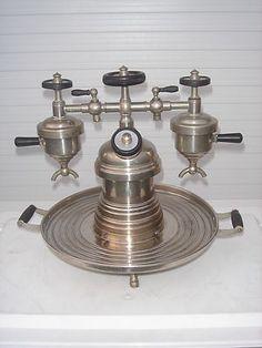 █►rare Vintage Coffee Espresso Machine Ferrara 1920◄█