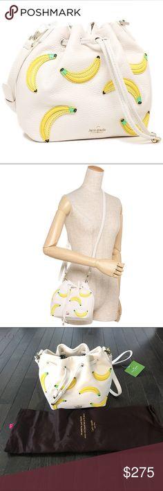 🎉HP🎉Kate Spade Banana Bag New with tag and dust bag kate spade Bags Crossbody Bags