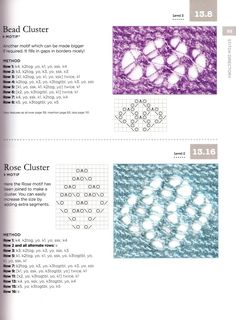 Bead Cluster; Rose Cluster ~~ Яндекс.Фотки