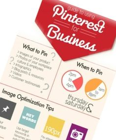 Useful #Tips On How To Use #Pinterest For Your #Business - #GrowingSocialMedia