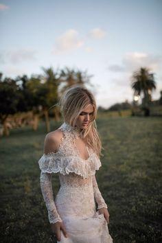 IDAN COHEN - LAVE WEDDING DRESS