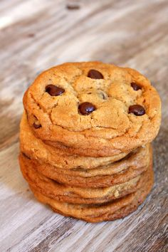 New York Times Chocolate Chip Cookies 6