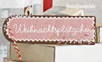 Nostalgieschmiede - Geschenkanhänger Lieblingsplätzchen www.nostalgieschmiede.de