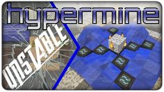 [Lets Play] Hypermine Unstable :: E12 - Stream Highlights  Nemsun playing FTB Unstable on the Hypermine modded server!