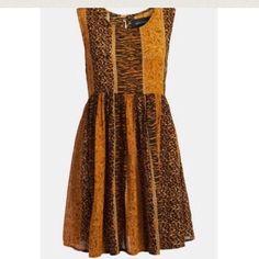 *Price Reduced* Mink Pink cheetah/leopard dress. Good condition. MINKPINK Dresses