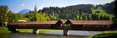 The wooden bridge in Dolný Kubín, Orava, in Northern Slovakia. The photo was taken by the photographer, Verity Graham, and I read somewhere that this is actually the longest bridge made of wood in Central Europe. Places To Travel, Places To Visit, Heart Of Europe, Central Europe, Bratislava, Covered Bridges, Real Beauty, Czech Republic, Homeland