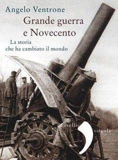 """Libri: Ventrone presenta """"Grande guerra e Novecento"""" alla Polveriera di Ancona"""