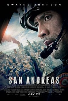 San Andreas un film di Brad Peyton con Dwayne Johnson, Alexandra Daddario, Art Parkinson, Colton Haynes, Carla Gugino. 2015 Movies, Hd Movies, Movies Online, Movie Tv, Watch Movies, Movies Free, Popular Movies, Film Online, Nice Movies
