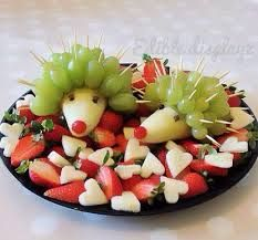 creative fruit platters - Google Search