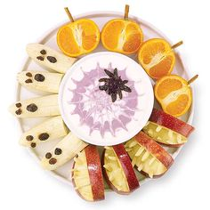 Halloween Made Easy by wegmans: Easy, healthy snack platter. #Halloween #Snacks #Healthy #Easy