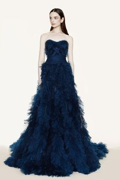 Don't miss a single jaw-dropping look from Marchesa's newest collection