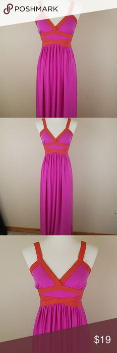 Sofia Vergara maxi dress size xs M?xi dress stretch fabric Sofia vergara Dresses Maxi