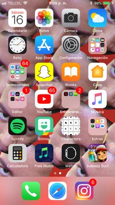 Trendy home screen iphone layout 30 ideas Iphone 4s, Iphone Tela, Iphone Icon, Apple Iphone, Iphone Home Screen Layout, Iphone App Layout, Whats On My Iphone, Apps For Teens, Phone Organization