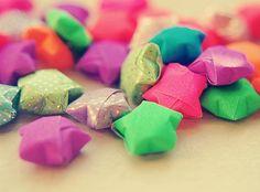 little origami stars