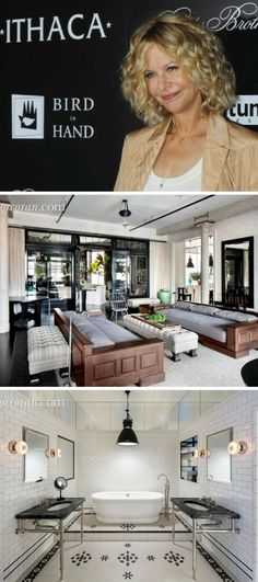 Savvy Meg Ryan. It's truly all about timing. Just a few months before she put her 4,100-square-foot SoHo loft on the market for $10.9 million, it was a featured in Architectural Digest.