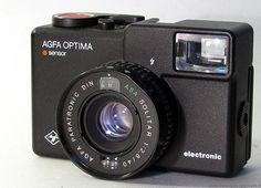 Agfa Optima Sensor