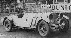 LE MANS 1930 - Mercedes Benz SS #1
