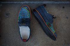 0f4c0853bc7a0 Ronnie Fieg for Dr. Martens 2013 Fall Eldridge Shoes. Sapatilhas Feitas Sob  MedidaTênis De CouroSapatilhasCalçados ...