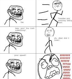Funny MEME Trolling Like a boss.- Lol Image