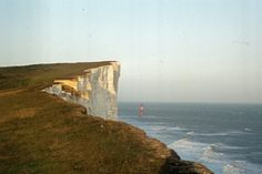 Beachy Head, near Eastbourne in East Sussex