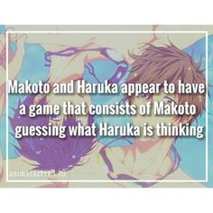 MAKOTO IS SO PreCIOUS ❤ and for some reason i hate Haruka . I'm going to play…