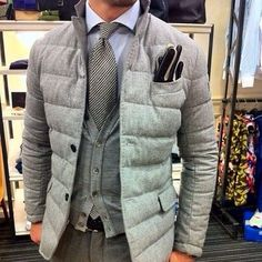 We have some very similar jackets to this lovely piece made for Rhodes-Wood in Austria