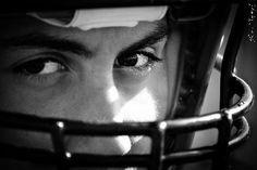 Senior Picture  Portrait  Photograph  Football  https://www.facebook.com/RaberPhotography