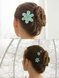 http://sosuperawesome.com/post/151906379685/sosuperawesome-succulent-hair-accessories
