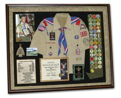 Shadow Box for Eagle
