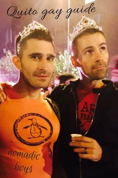Pinterest Quito Gay Guide by the Nomadic Boys