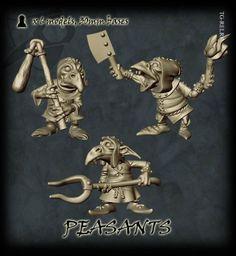 Ridend Peasants