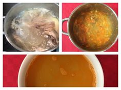 Prepara el mejor caldo que puedas Paella, Pudding, Ethnic Recipes, Desserts, Food, Aioli, Dishes, Pasta Types, Tailgate Desserts