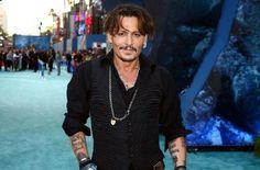 Johnny Depp - Fluch Der Karibik 5: Salazars Rache, 18.05.2017 - Los Angeles