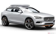 Volvo Unveils 'Concept XC Coupé'