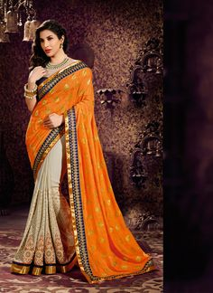 Alluring Designer Saree Suits For Ethnic Collection(55S)  Please visit below link http://www.satrani.com/sarees&catalog=553  For more queries,  email id: inquiry@satrani.com Contact no.: 09737746888(whats app available)