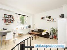 Baldersgade 75, st. th., 2200 København N - Indflytningsklar lejlighed i 2 plan #selvsalg #boligsalg #boligdk