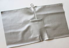 Plan B anna evers DIY Silver backpack step 4