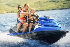 With gorgeous views, crystal blue water and a killer vehicle, jet skiing offers a face-paced and fun-fueled way to tour Lake Tahoe.