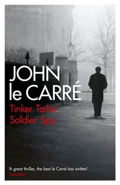 Tinker Tailor Soldier Spy designed by Stuart Bache