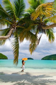 Big Maho Bay, Virgin Islands National Park, St. John, U.S. Virgin Islands