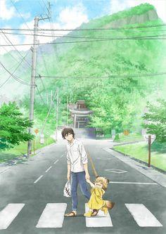 El Anime Udon no Kuni no Kiniro Kemari anunciado con 12 episodios.