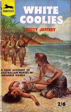 White Coolies by Betty Jeffrey. Was published by Panther in two years after cover artist Reginald Heade AKA Cy Webb died. Pulp Magazine, Book And Magazine, Magazine Covers, Magazine Art, Pulp Fiction Book, Pulp Novel, Fiction Novels, Vintage Book Covers, Up Book