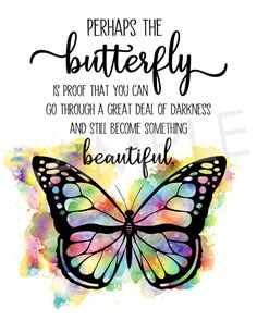 Great Quotes, Me Quotes, Motivational Quotes, Strong Quotes, Images Noêl Vintages, Butterfly Quotes, Butterfly Art, Butterfly Meaning, Butterfly Wallpaper