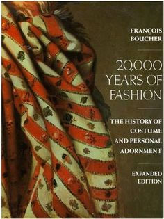 fashion history book @Sarah Chintomby Gundlach