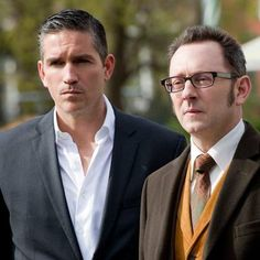 Reese and Finch (Person of Interest)